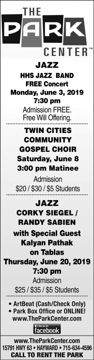 Jazz, Twin Cities Community Gospel Choir