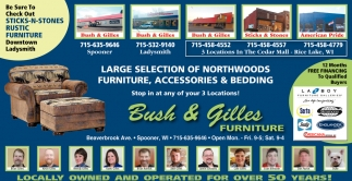 Furniture, Accessories & Bedding