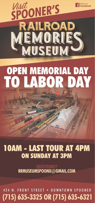 Open Memorial Day to Labor Day