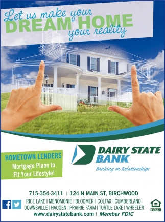 Let us make your dream home your reality