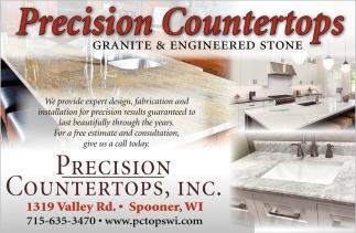 Granite & Engineered Stone