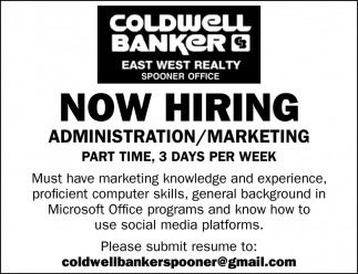 Administration / Marketing