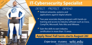 IT-Cybersecurity Specialist