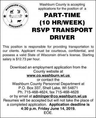 RSVP Transport Driver