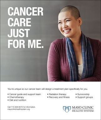 Cancer Care Just for Me