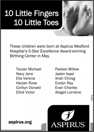 5-Star Excellence Award-winning Birthing Center