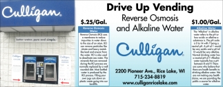 Reverse Osmosis and Alkaline Water