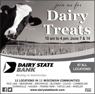 Dairy Treats