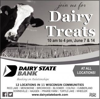 Dairy Treats