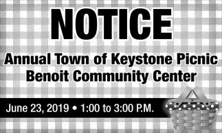Town of Keystone Picnic