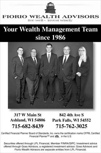 Your Wealth Management Team