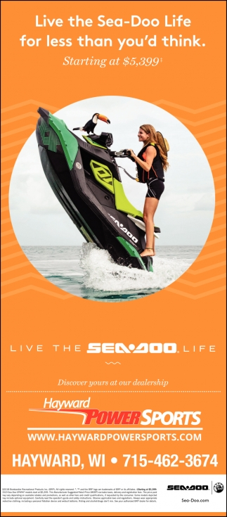 Live the Sea-Doo Life