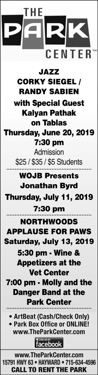 Jazz, WOJB, Northwoods Applause for Paws