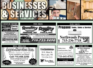 Businesses & Services