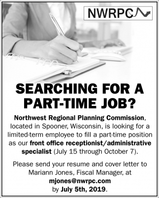 Front Office Receptionist / Administrative Specialist