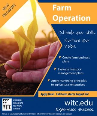 Farm Operation