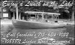Enjoy a Lunch on the Lake