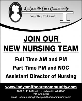 Nursing Team