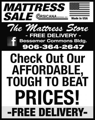 Mattress Sale