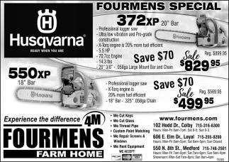 Fourmens Special
