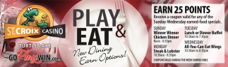 Play & Eat