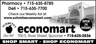 Shop Smart, Shop Economart