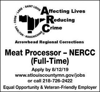 Meat Processor
