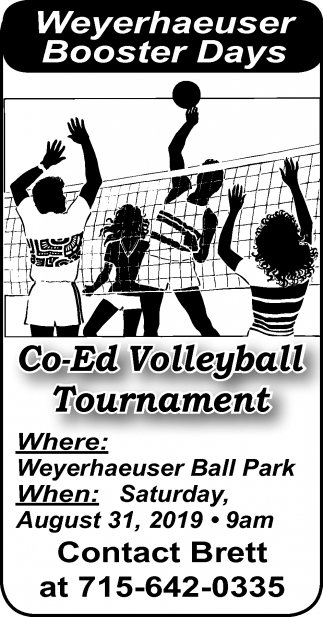 Co-Ed Volleyball Tournament