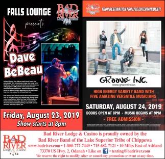 Dave BeBeau / Groove Inc