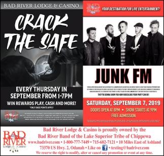 Crack The Safe / Junk FM