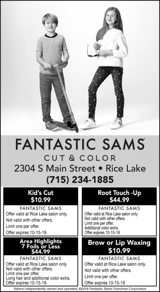 It's just a picture of Peaceful Fantastic Sams Printable Coupons 2020