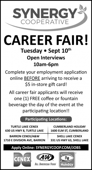 Career Fair!