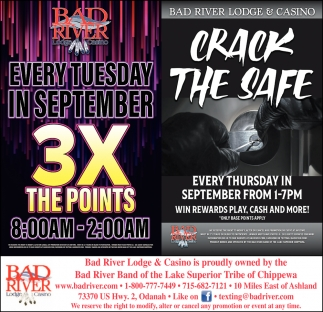 3X The Points / Crack The Safe