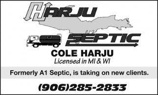 Cole Harju