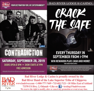 Contradiction / Crack The Safe