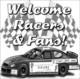Welcome Racers & Fans!