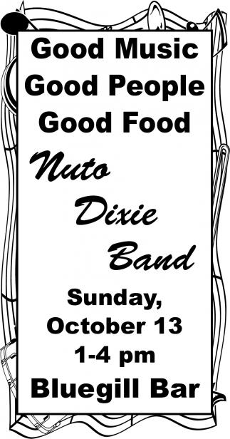 Nuto Dixie Band