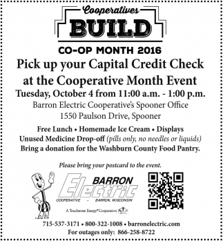 Cooperatives Build