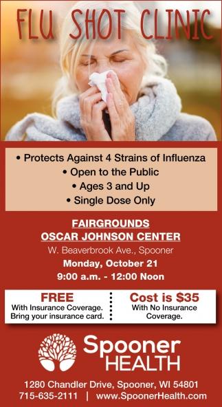 Flu Shot Clinics