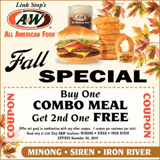 Fall Special