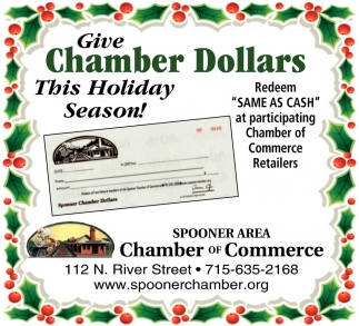 Chamber Dollars
