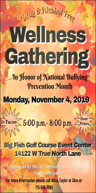 In Honor of National Bullying Prevention Month