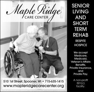 Senior Living and Short Term Rehab