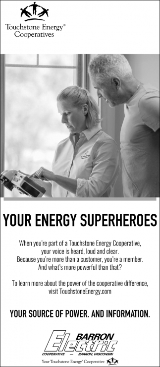 Your Energy Superheroes