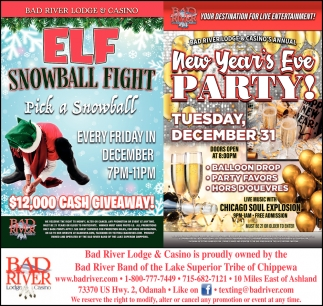Elf Snowball Fight / New Year's Eve Party