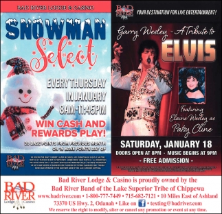 Snowman Select / A Tribute to Elvis
