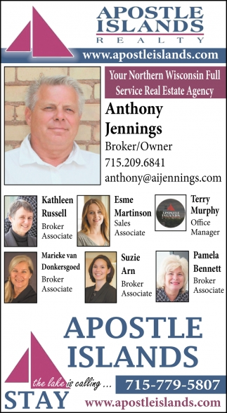 Your Northern Wisconsin Full Service Real Estate Agency