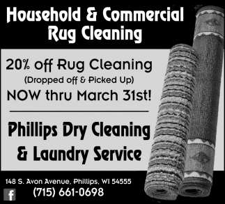 Household & Commercial Rug Cleaning
