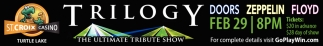 Trilogy The Ultimate Tribute Show