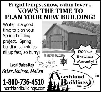 50 year snowload warranty!